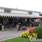 Canevas Mirabel auvent Commercial avent de restaurant