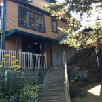 Canevas Mirabel auvent résidentiel abris d'escalier