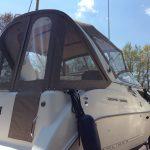 Auvent Canevas Mirabel Toile de bateau