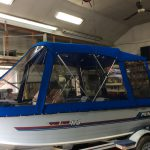 Auvent Canevas Mirabel Toile pour bateau
